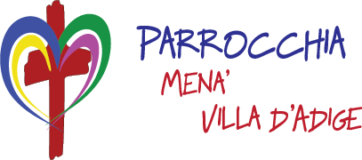 Parrocchie di Menà e Villa D'Adige Logo